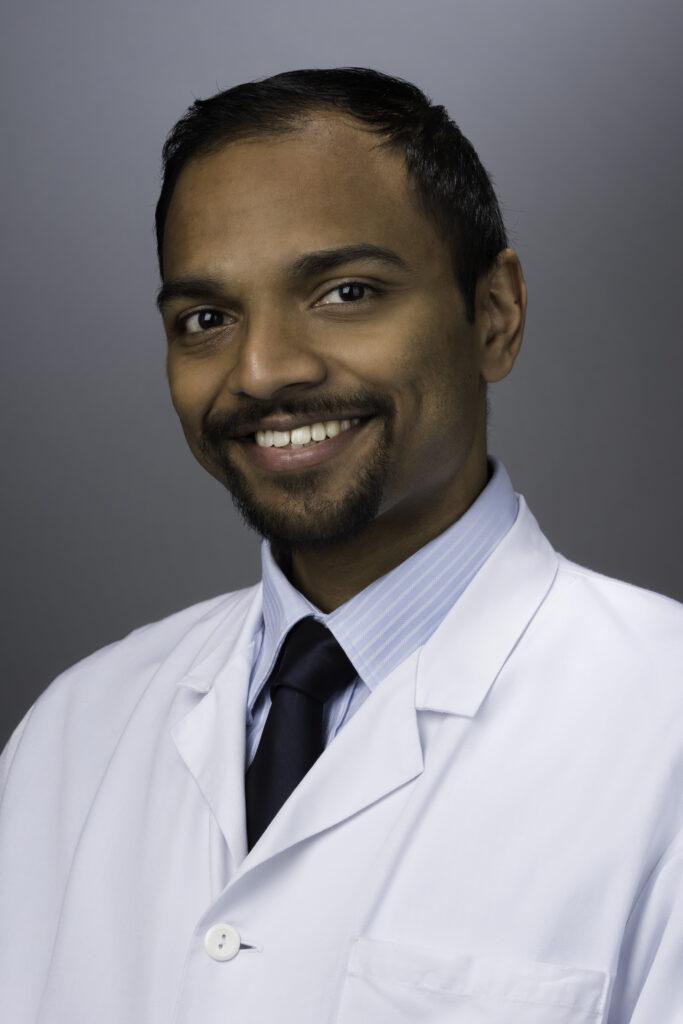 PD Dr. Aju Paul Pazhenkottil (zvg)